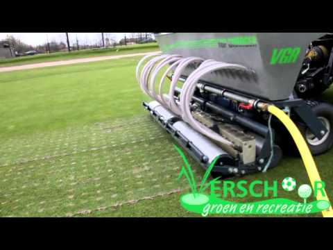 VGR Topchanger By Campey Turf Care Systems