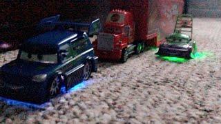 Disney Pixar's Cars 'The Tuners' Remake | McQueen Gets Lost!