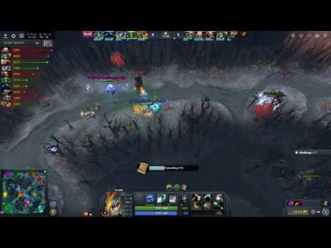 Clutch Gamers vs Geek Fam ProDota Cup Southeast Asia #7 Game 1