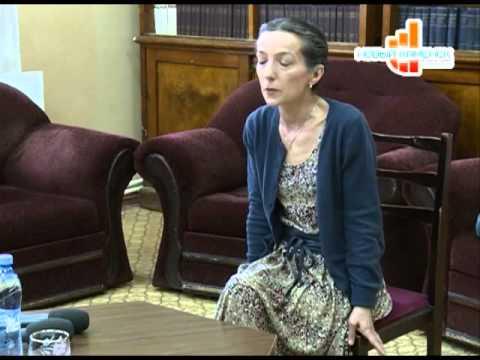 Программа 'Время по Компасу' - Писательница Полина Дашкова (30.05.14)