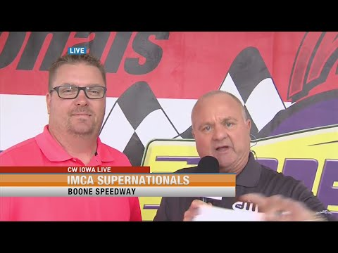 Boone Speedway IMCA Super Nationals
