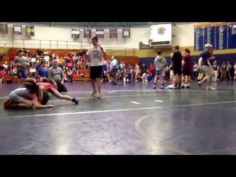 Blake Palmer (Buccaneers Wrestling) vs Drake Bowers (Higher Calling Wrestling) Freestyle