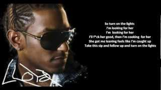 Lloyd - Turn On The Lights (Remix) - Lyrics *HD*