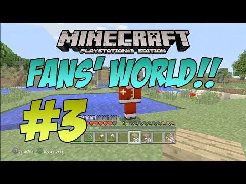 EthanGamerTV Fans' Minecraft World - Episode #3