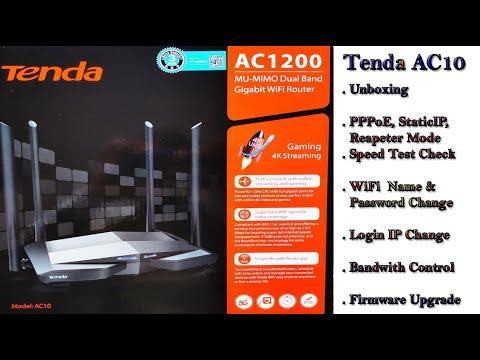 Tenda AC1200 Model AC5 Basit Kurulum