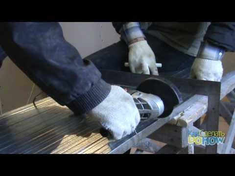 видео: Секреты мастерства при работе с гипсокартоном и профилем