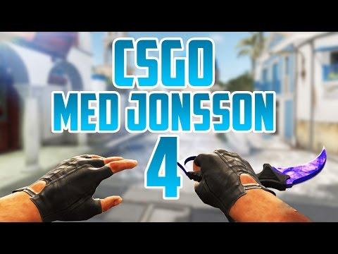 CS:GO MED JONSSON 4!