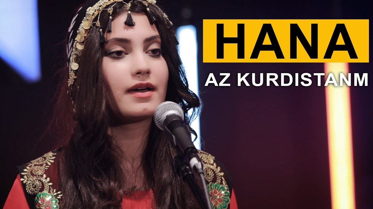 Hana - Az Kurdistanm (Kurdmax Acoustic)