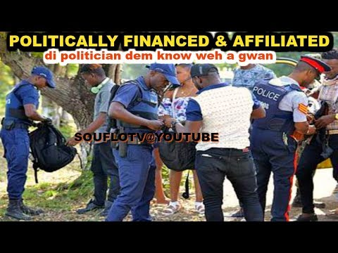 Jamaica's two biggest gangs linked to its two political parties WOW thumbnail