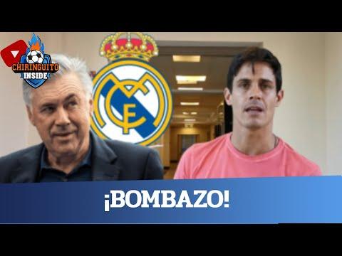 💣¡BOMBAZO! #ANCELOTTI vuelve al REAL MADRID   La opinión de EDU AGUIRRE   Chiringuito Inside