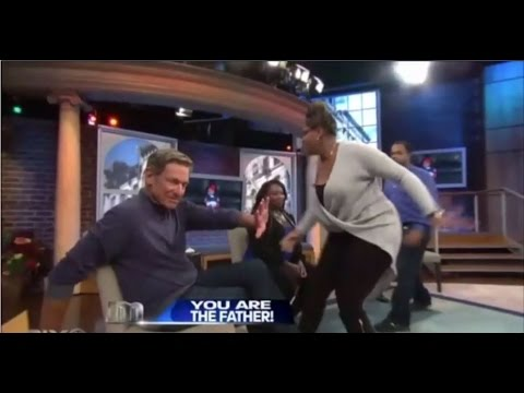 The Maury Show   I am a karaoke star but I am not the father