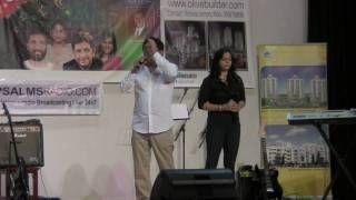Asmani khushi ... Hindi Christian song by Anil Kant & Shreya Kant,uploaded by Rajan Tharayassery.