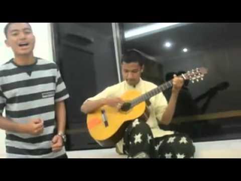 Vidi aldiano lagu kita cover by nauval n guntara