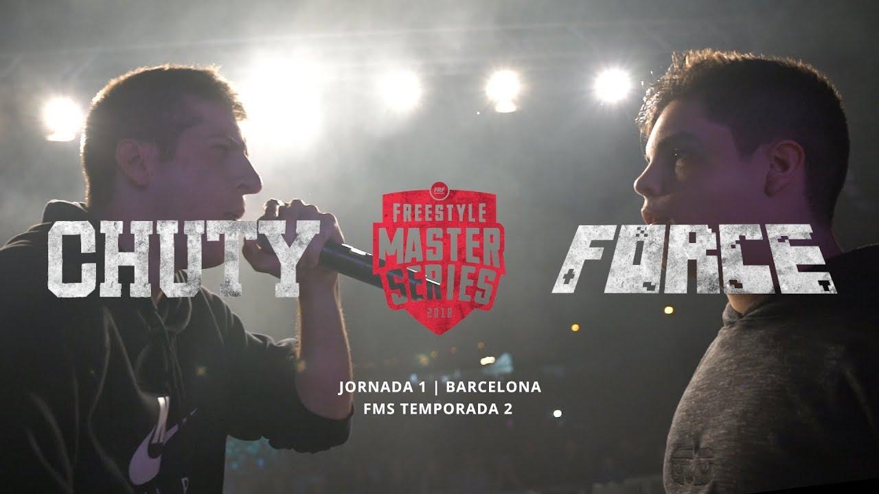 CHUTY vs FORCE FMS Barcelona Jornada 1 OFICIAL - Temporada 2018/2019 ????