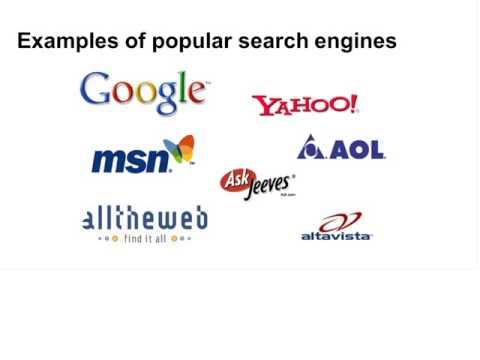 Search Engine Optimization  (Understanding Engines & Building A Successful website)