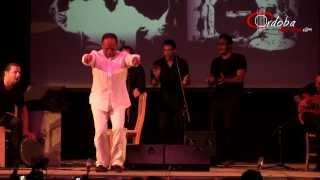 El Pele en la Cata Flamenca de Montilla 2013 (Vengo del Moro)