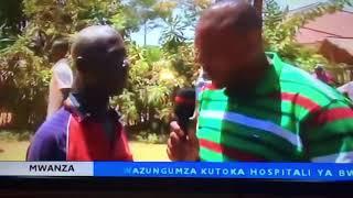 AMENUSURIKA: 'Simu ya Nahodha imewaponza'