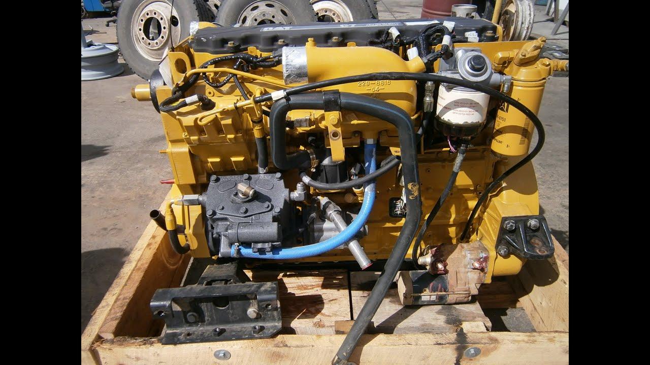 2004 CAT C7 Acert 330 HP Engine