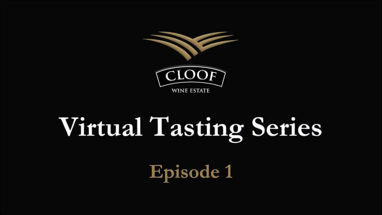 ONLINE VIRTUAL TASTING by Cloof Wine Estate