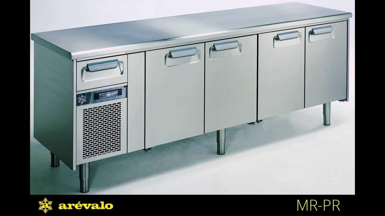 Mesa refrigerada para pasteler a ar valo youtube for Muebles en arevalo