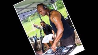DJ RON TINSLEY - BLACK THOR BRINGIN THAT HIGH OCTANE ENERGY TO DUNYA DC SEPT. 10TH 2015