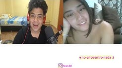 """Otra Vez """"Solo Mujeres""""  !  Chatroulette - Omegle !"""