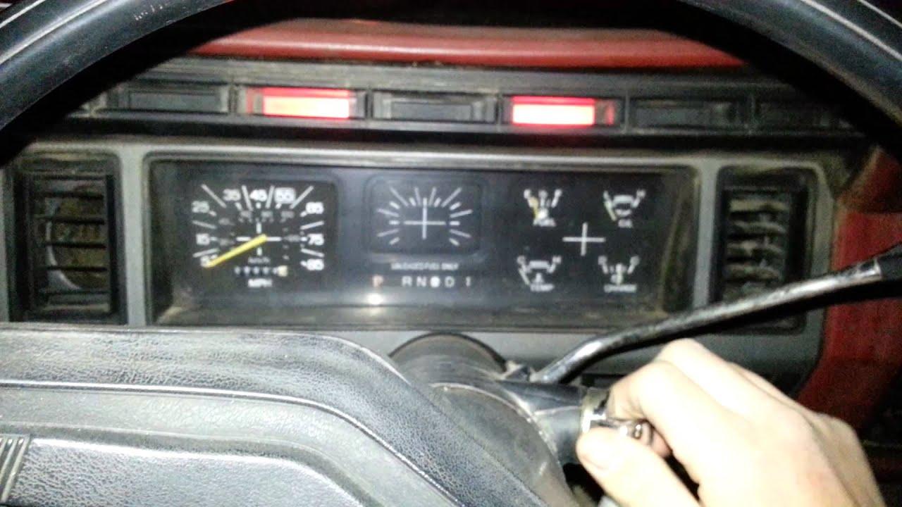 1986 Ford F 150 Cold Start Amp Walk Around 302 5 0l V8