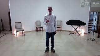 Tribulações l Sl 46 1 l Pr Nilson Melo l Momento de oração l 09.03.2021