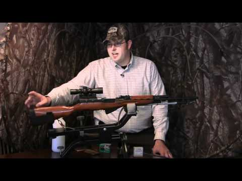 Hunting And Shooting The SKS Rifle
