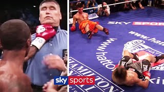 The Most UNBELIEVABLE Boxing Moments 🤯