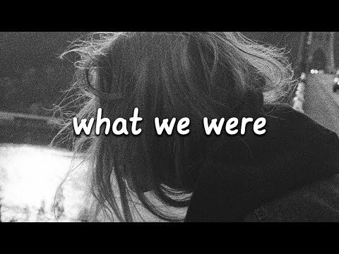 Bahjat - What We Were