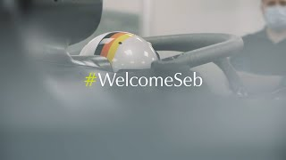 #WelcomeSeb | Aston Martin Cognizant F1 Team