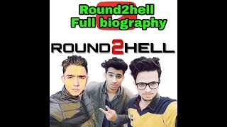 ROUND2HELL INTRODUCTION BIOGRAPHY