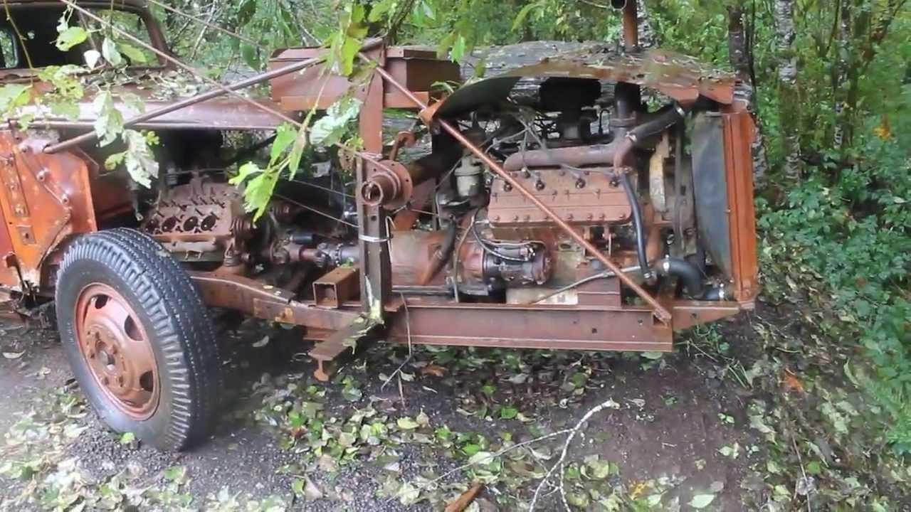 Old Logging Truck Mods Youtube