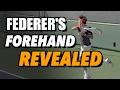 Roger Federer Forehand Revealed + Free Download!