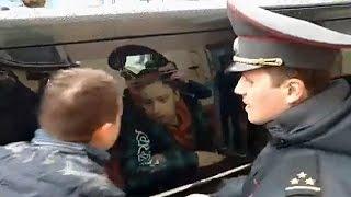 Минск  обыски и аресты в офисах БелСата