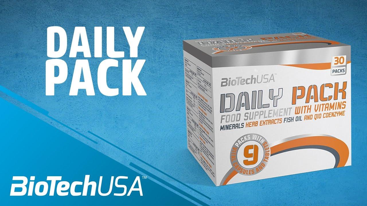 Výsledek obrázku pro biotech daily pack