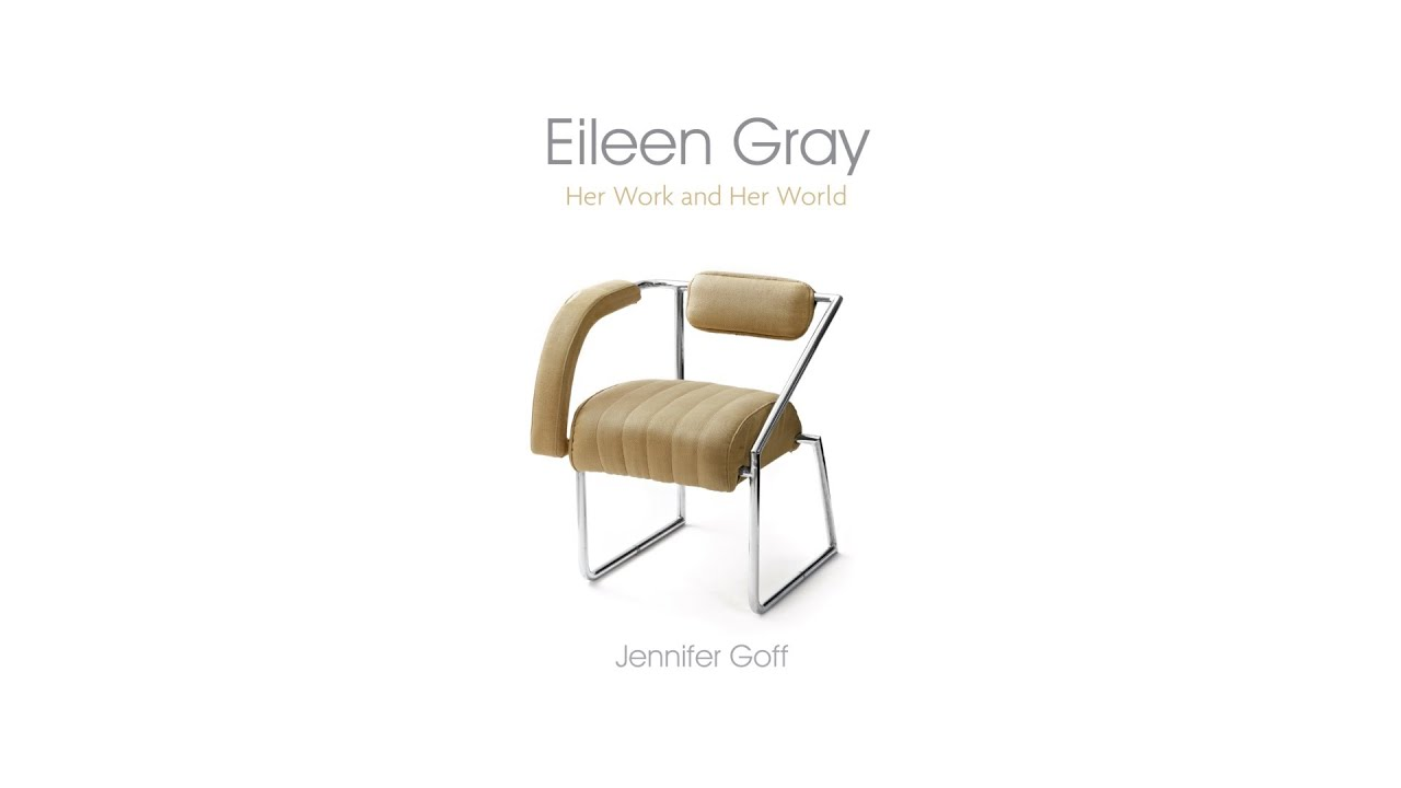 Eileen Gray Möbel eileen gray book advert