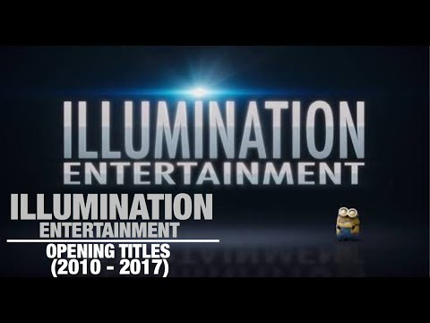 Illumination Entertainment Opening Title (2010 - 2017)