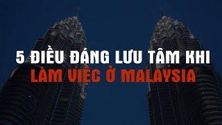 VLOG 2: LÀM VIỆC Ở MALAYSIA - Lương bao nhiêu đủ sống? | WORKING IN MALAYSIA 101