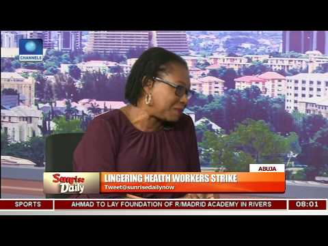 What Led To Salary Tussle Between Health Workers & Doctors, Aide To Labour Minister Reveals Pt.1