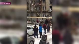 Взрыв газа в Саратове - Московское шоссе, 11