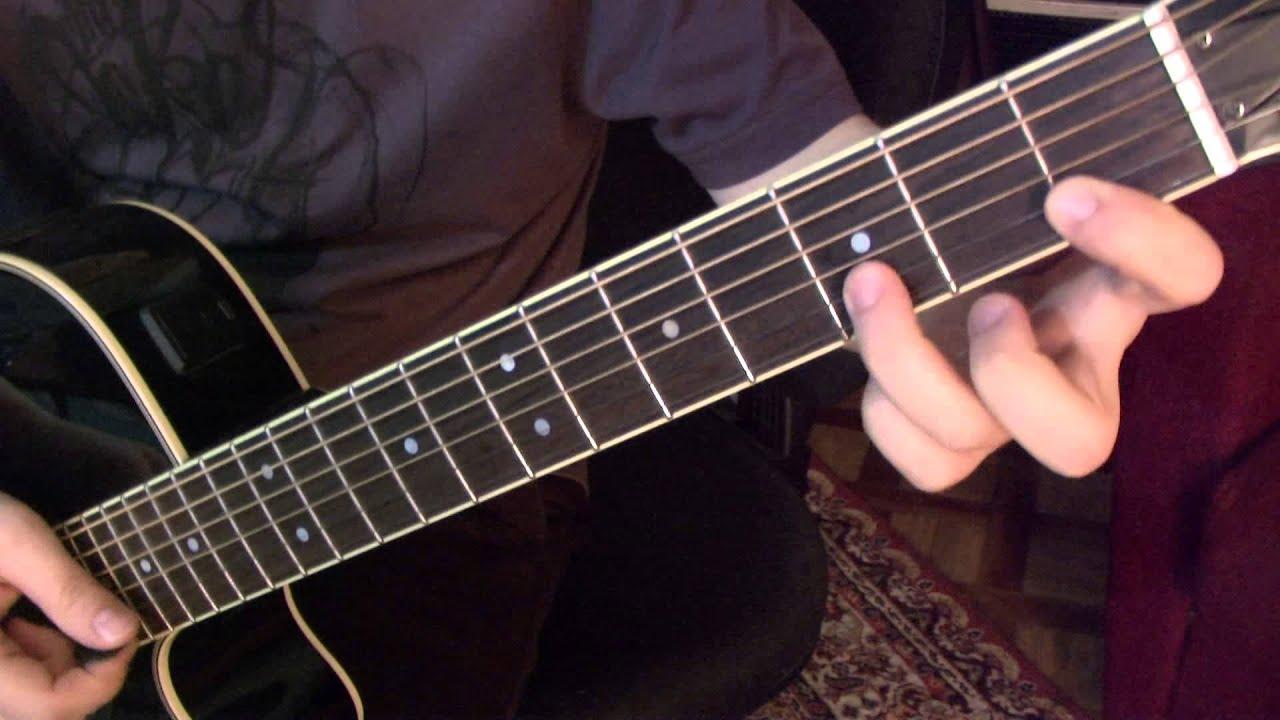 caddelerde rüzgar gitar melodisi