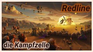 TH 11 Die Kampfzelle vs. Redline deutscher CW Zusammenfassung Teil 2 | Clash of Clans Deutsch COC