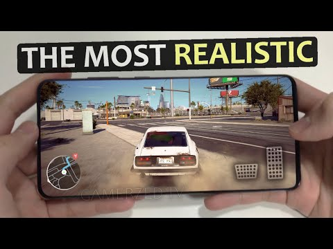 TOP 10 MOST REALISTIC RACING GAMES ON ANDROID & IOS 2020 | THE BEST MOBILE RACING GAMES EVER
