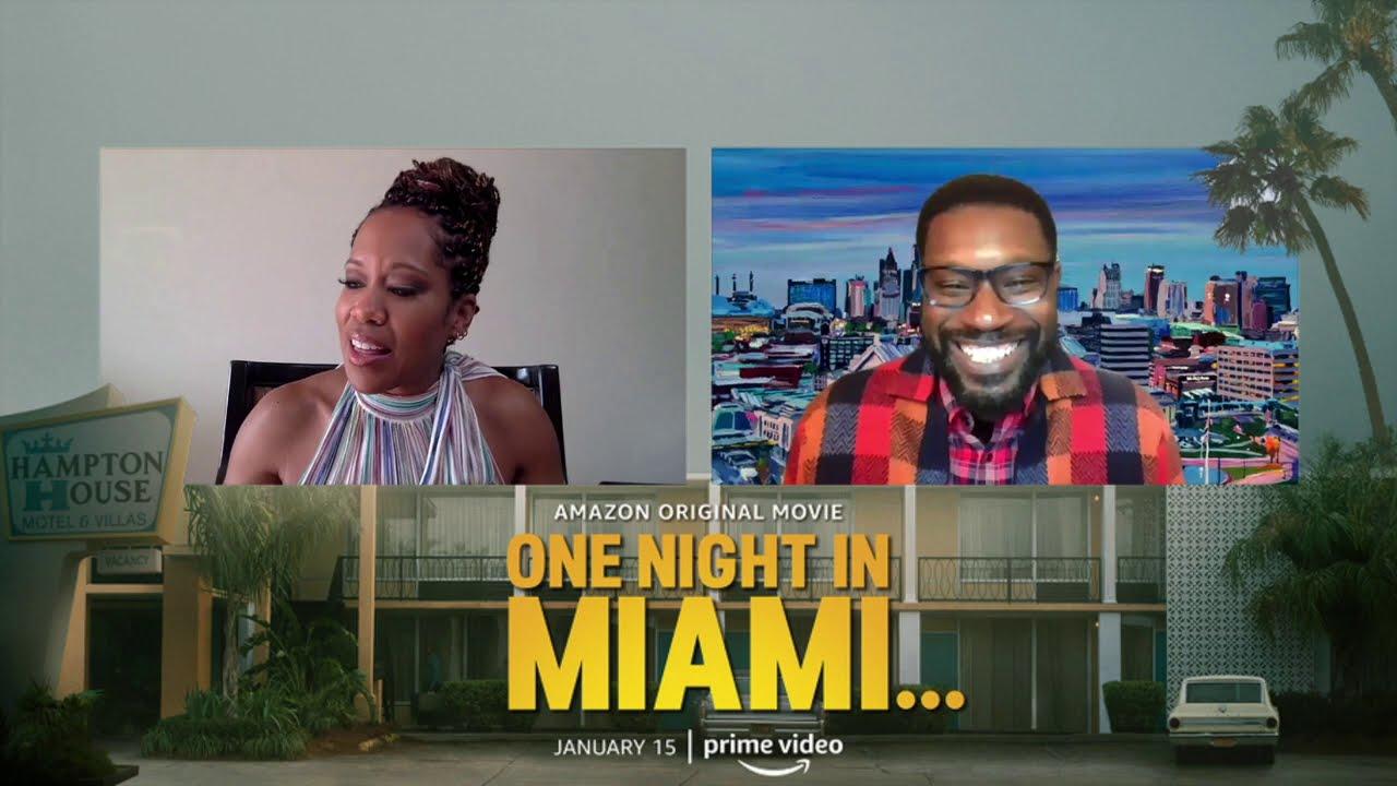One Night In Miami Director Regina King Youtube