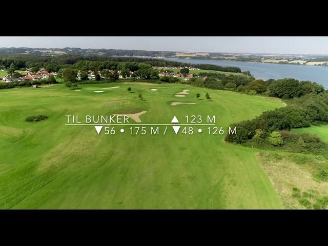 Hul 14 • Aabenraa Golfklub