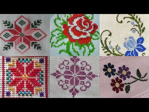 Stunning And Beautiful New Cross Stitch Patterns For Everything