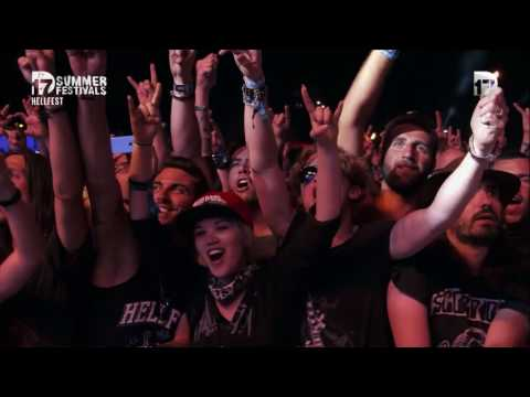 Scorpions  - Wind Of Change Live from Hellfest France 2015 HD