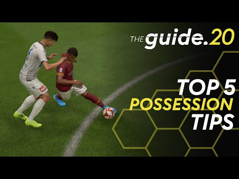 5 Tips to STOP LOSING Ball Possession in FIFA 20 - Possession Tutorial   Improve Build-up Play